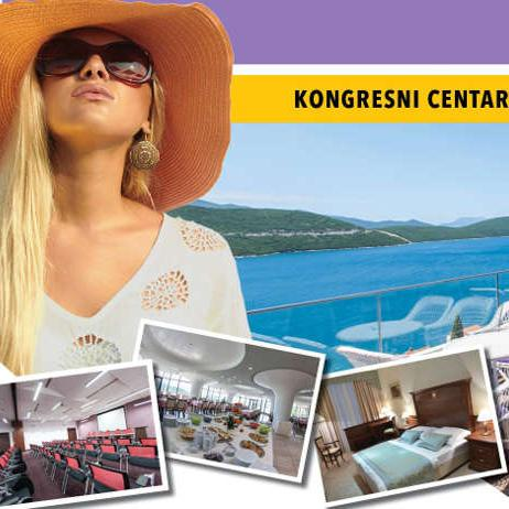 Kongresna dvorana hotela Neum jedna od najpoznatijih na Jadranu