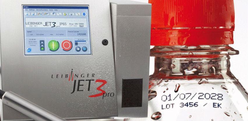 4U Tuzla predstavlja vrhunski industrijski INK-JET pisač Leibinger JET2 NEO