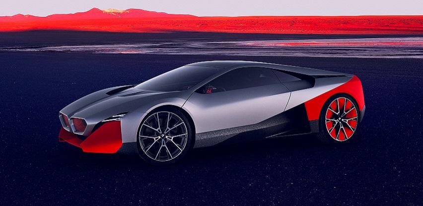 Uz BMW Vision M NEXT budućnost je WOW (FOTO)