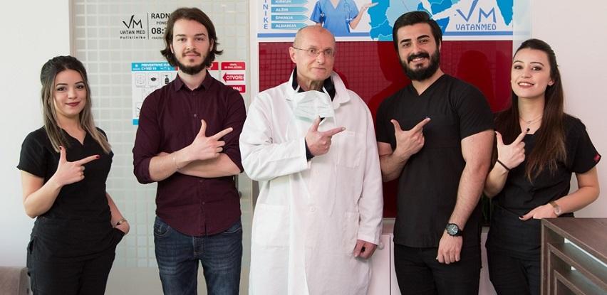 VatanMed grupacija estetskih klinika otvorila svoja vrata i u Sarajevu