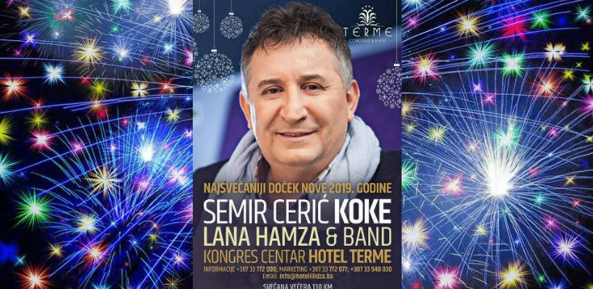 Najsvečaniji doček Nove godine u Kongres Centru hotela Terme
