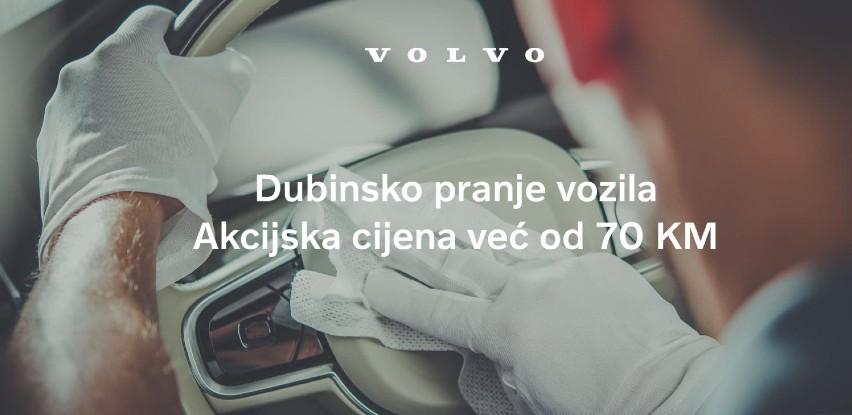 Akcija - dubinsko pranje vozila