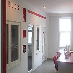 Elox BH d.o.o.: Proizvodnja i montaža PVC stolarije i AL bravarije po mjeri