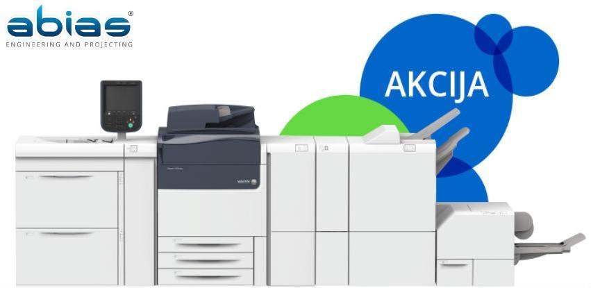 Akcija: Xerox Versant 180 Press po nevjerovatnoj cijeni