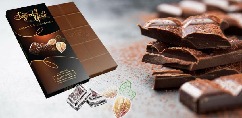 Uljepšajte svoj dan sa savršenom mješavinom čokolade, mlijeka i karamele