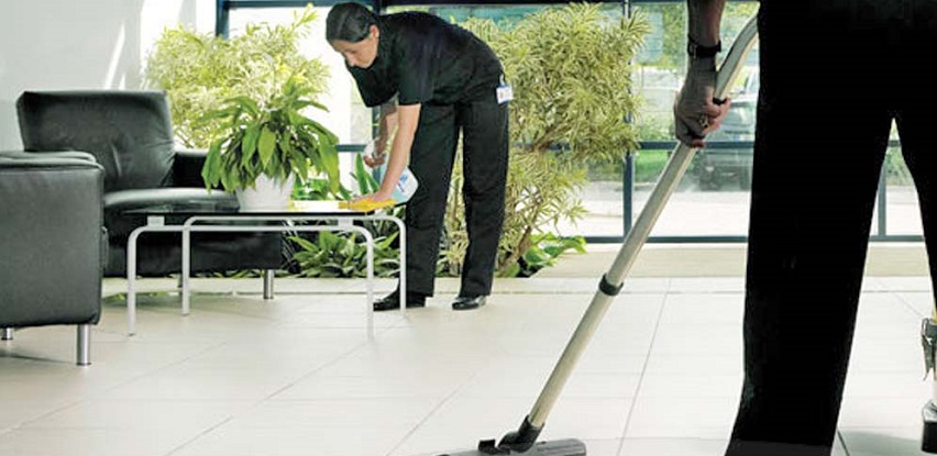 EMMS nudi redovno održavanje poslovnih prostora