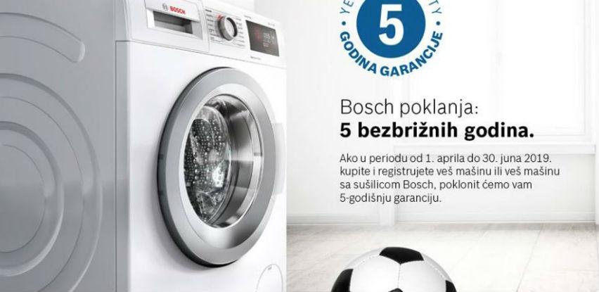 U Domod-u akcija Boschovih veš mašina