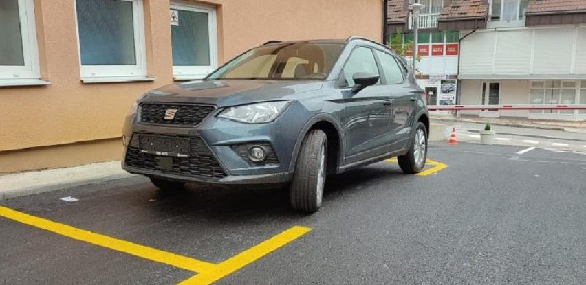 Općina Velika Kladuša dobila novo službeno vozilo