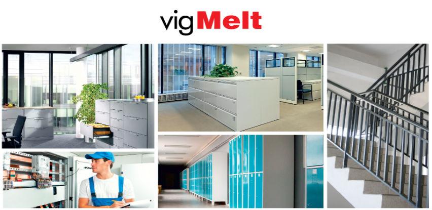 Vigmeltov metalni namještaj je zastupljen na svim životnim poljima