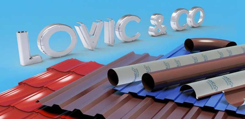 LOVIĆ & CO - Kvalitetan krov znači i kvalitetan život