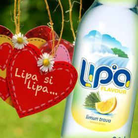 Lipa Flavour - Osvježavajući napitak sa okusom limun trave!