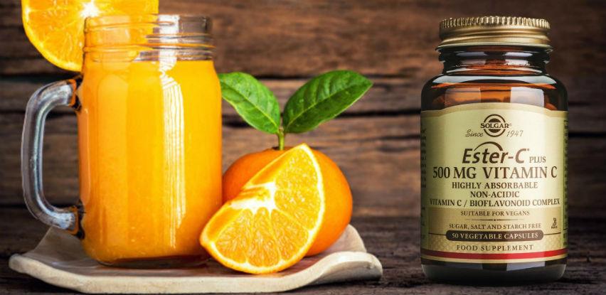 Vitamin C je važan saveznik ukoliko želite da kožu održite duže mladom