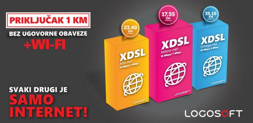Akcija: Internet paket za 1 KM uz pretplatu već od 17,55 KM