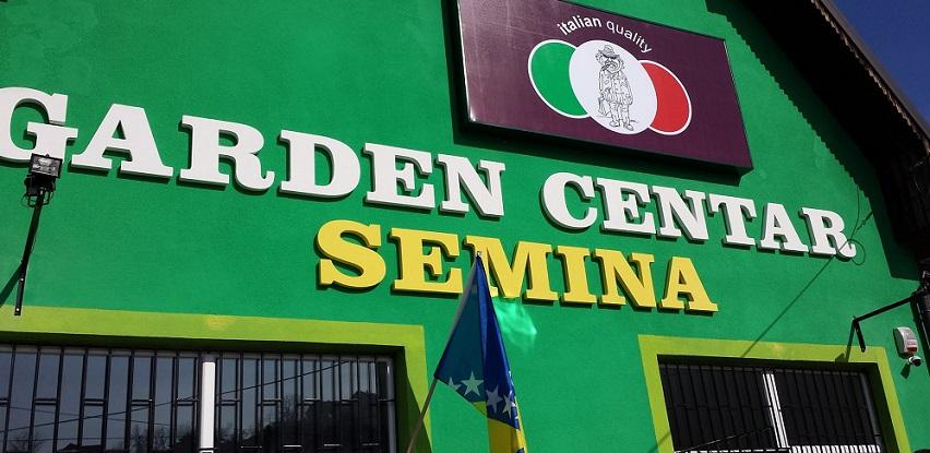 Garden centar Semina sinonim za kvalitet, brzinu i povoljne cijene (Foto+Video)