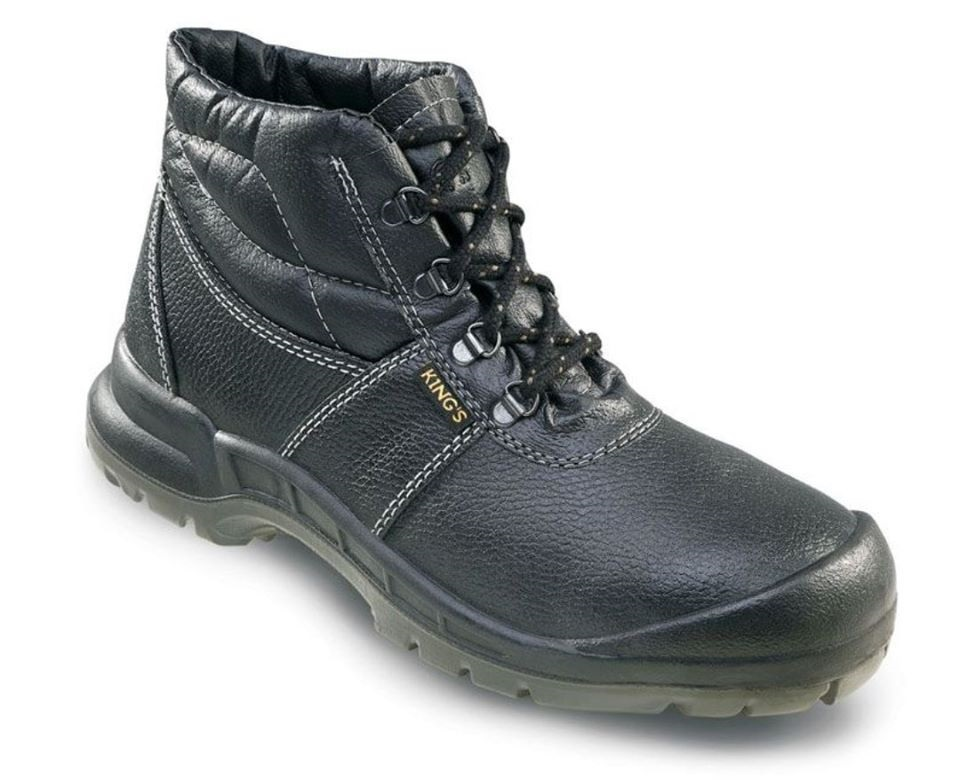 KING'S čizme / S3 čizme za zaštitu na radu, zaštita za prste od metala, pločasti đon Brand: ROCKSAFETY