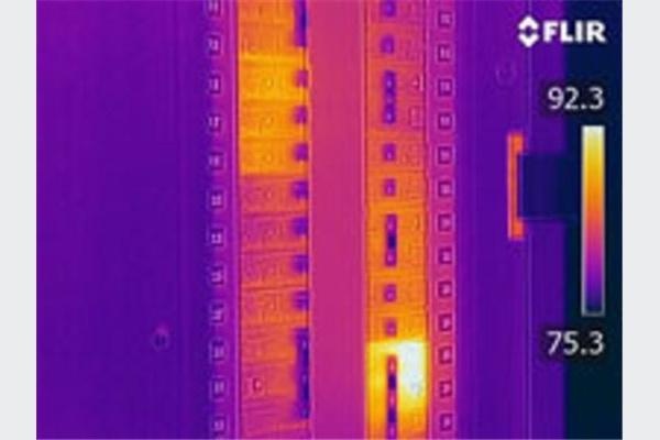 Toplotna slika sa MSX funkcijom
