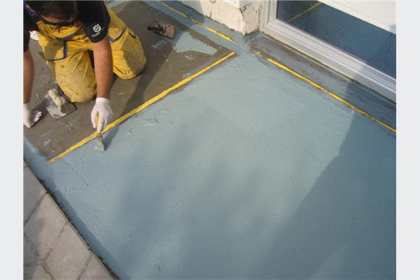Hidroizolacija na bazi polimera i cementa