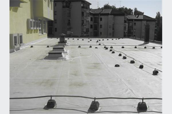 Izrada ravnih krovova i saniranje vlage