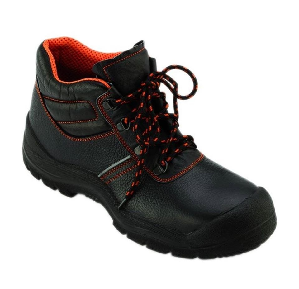 DIVERPRO-B / HAMMER S3 SRC čizme za zaštitu na radu, zaštita za prste od metala, pločasti đon  Brand: ROCKSAFETY