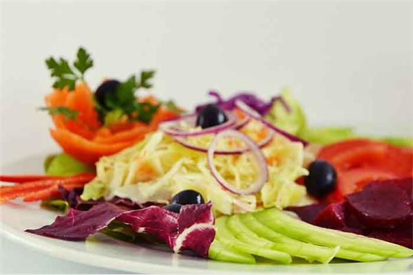 Salate   za   vegetarijance