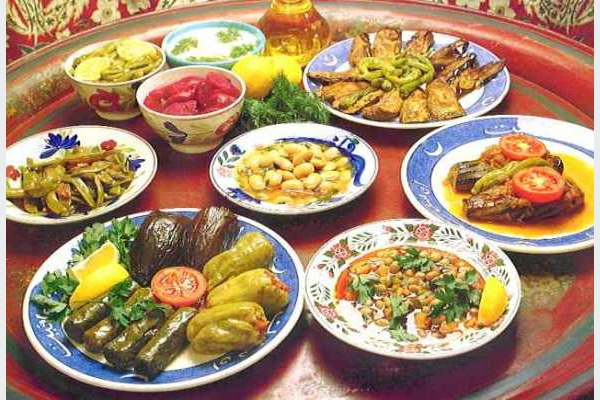 Ukusna i organska hrana
