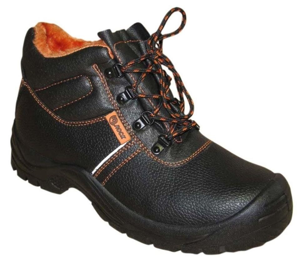 S1P SRC CI čizme za zaštitu na radu, zaštita za prste od metala, pločasti đon Brand: ROCKSAFETY