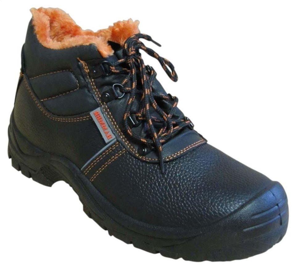 S3 SRC CI, čizme za zaštitu na radu, zaštita za prste od metala, pločasti đon HAMMER Brand: ROCKSAFETY